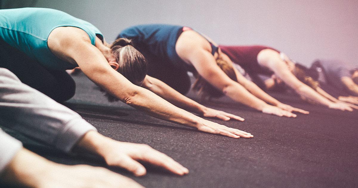 Le yoga   des étirements pour la santé - salutbonjour.ca b57ca764da5